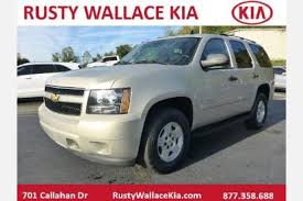 Used Chevrolet Tahoe for Sale in Knoxville TN