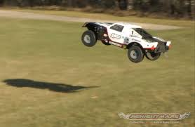 Losi 1/5 5IVE-T 4WD SCT Running RC Truck Video   FpvRacer.lt