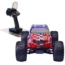 100 Nitro Gas Rc Trucks Vander Life Remote Control Car VANDER Rolytoy 4WD 110 Scale High