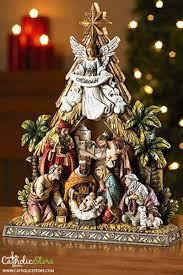 105 Nativity Figurine