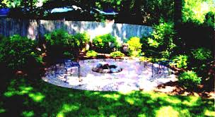 Amazing Landscape Patio Garden Ideas For Small Gardens Cool Design ... Contemporary Backyard Ideas Round Fire Pit And Concrete Patio For 94 Best Garden Ideas Images On Pinterest Small Garden Design Best 25 Modern Backyard Landscape Backyards Wonderful Design 15 Landscaping Home Contemporary Plants For Archives A Few Handy Tips Fniture