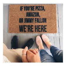 Weather Guard Floor Mats Amazon by If You U0027re Pizza Amazon Or Jimmy Fallon We U0027re Here