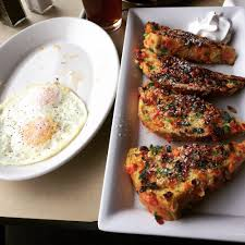 The Fruity Pebble French Toast. - Yelp