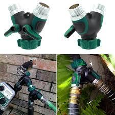 Garden Hose Faucet Extender by Amazon Com Water Hose Splitter Lifebee Garden Hose Connector 2