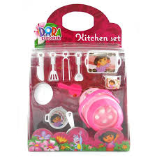 dora kitchen set collection rice cooker happy toon toko
