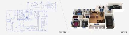 Designing A Floor Plan Colors Floor Plan Redraw Service U2013 Boxbrownie Com