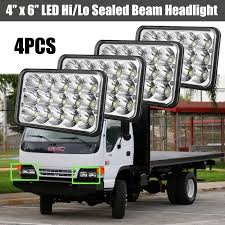 4''x6'' Truck LED Headlight For GMC W3500 W4500 W5500 Forward Isuzu ... 2007 Used Isuzu Npr Hd 14500lb Gvwr14ft Steel Dump Truck At Tlc Used 2006 Isuzu Box Van For Sale In Ga 1727 2016 Efi 11 Ft Mason Dump Body Landscape Truck Feature Pro Refrigerated Trucks Malaysia Selangor Bus Costa Rica New Jersey 11133 Box Or Straight Truck Model Stock Photo 72655076 Alamy 2017 New 16ft With Step Bumper Industrial 2013 Nprhd Gas Wktruckreport 2018 For Sale Carson Ca 1002035 1997 Box Item L3091 Sold June 13 Paveme Town And Country 5939 2005 Noncdl 16
