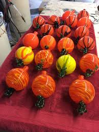 Glass Blown Pumpkins Seattle by 9th Annual Pumpkin Patch Fundraiser At Westport Winery Thurstontalk