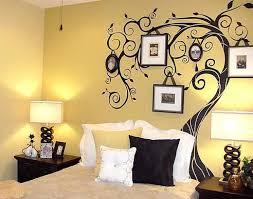 Bedroom Cool Wall Painting Ideas Bedrooms Impressive Bedroom