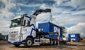 Volvo FH 540 8x4 Tag Axle Tridem For AR Demolition | Commercial Motor