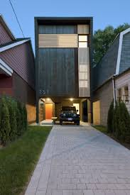 100 Narrow House Designs 11 Spectacular S And Their Ingenious Design