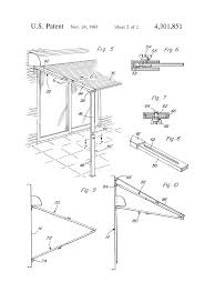 Patent US4301851 - Combined Movable Shutter And Awning - Google ... Awnsgchairsplecording_1jpg Patent Us4530389 Retractable Awning With Improved Setup Pacific Tent And Awning Sunbrla481700westfieldmushroomawningstripe46_1jpg Folding Arm Awnings Archiproducts Ep31322a1 Bras Articul Pour Un Store Extensible Et Repair Arm Cable Replacement Project Youtube Tende Da Sole Cge Raffinate Tende Ad Attico Dotate Di Azionamento Motorized