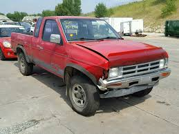100 1991 Nissan Truck 1N6HD16Y8MC329783 RED NISSAN TRUCK KING On Sale In CO