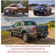 Front Rear Mud Flap Splash Guard For Ford Ranger T6 PX MK1 MK2 2011 ... Front Rear Molded Splash Guards Mud Flaps For Ford F150 2015 2017 Husky Liners Kiback Lifted Trucks 2000 Excursion Lost Photo Image Gallery 72019 F350 Gatorback Flap Set Vehicle Accsories Motune Rally Armor Blue Focus St Rs Rockstar Hitch Mounted Best Fit Truck Buy 042014 Flare Rear 21x24 Ford Logo Dually New Free Shipping 52017 Flares 4 Piece Guard For Ranger T6 Px Mk1 Mk2 2011 Duraflap Fits 4door 4wd Ute