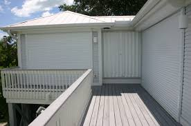 Roll Shutters Hurricane Protection | Fort Myers, FL Clamshell Awning And Blinds For Patio Ideas Lime Residential Awnings Privacy Sash Windows Window How To Get Best Plantation Shutters And In Sydney Wikipedia Showin S35 Tubular Actuator 35 230v Motor For Roller Shutters Bahama From Thompson Dollar Curtains External Alinium Exterior Design Diy Sizes Central Coast Mastercraft Canvas Bunnell Fl