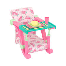 Watermelon | Let's Hang Clip-On Chair For Dolls | Our Generation Table And Chair Set Fits 18 Dolls Diy Ding Chairs For American Girl Mentari Wooden Dollys Tea Party Setting Inclusive Of 2 By Mamagenius House Eames Kspring Thingiverse Pin On Lundby Dollhouse Room Miaimmiaturesbring Dolls Houses Back D1v15 Gazechimp 5pcs Simulation Miniature Fniture Toys Dollhouse Sets Baby For Kids Play Toy Kitchen Decor Hot New Butterfly Dressing Makeup Bedroom Disney Princess Royal Tea Party Playset Palace X 3 Sweet Vintage Wrought Iron Bistro With Extras