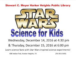 Star Wars Science For Kids! Friends And Family Learning Space Grand Opening Wednesday March Recent Blog Posts Page 6 Dentist Near Me Contact Us Heights Dental Center Mark Our Mini Monster Mash Library Escape Room In Your Padawans Gather For Star Wars Reads Program At A Library Not So Dive In Tonight The Carl Levin Outdoor Pool Supheroes Fly Storytime Barnes Noble Local Signed Edition Books Black Friday Epublishing Workshop Saturday August 5 2017 200pm Sign Dr Seusss Wacky World Feb 28th Lisa Youngblood