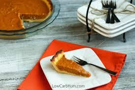 Pumpkin Pie Without Crust And Sugar by Almond Milk Pumpkin Pie Gluten Free Low Carb Yum