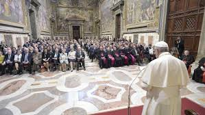si e social en anglais from the vatican about the church vatican