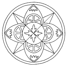 Coloring Book For Me Mandala Pages Free