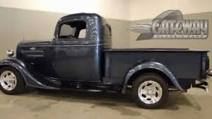 Classic 1936 Chevrolet 1/2 Ton Pick Up (street Rod) For Sale ...