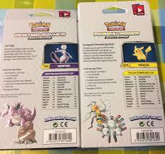 Pokemon Deck List Standard by Best Pokemon Theme Deck Radnor Decoration