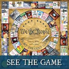 We The People Fight Tyranny Game Trivia And Satire With A Point