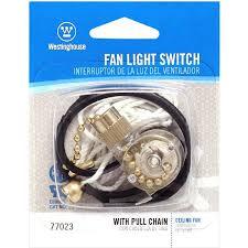 Ceiling Fan Pull Chain Stuck by Angelo Brothers 77023 Fan Light Switch U0026 Pull Chain Ceiling Fan