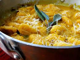 Pumpkin Gnocchi Recipe by Pumpkin Gnocchi Proud Italian Cook