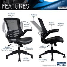 Stylish Mid-Back Mesh Office Chair With Adjustable Arms Merax Ergonomic High Back Racing Style Recling Office Chair Adjustable Rotating Lift Pu Leather Computer Gaming Folding Heightadjustable Bench Architonic Recomended Product Songmics Mesh 247 400 Lb Black Fabric With Lumbar Knob Details About Swivel Brown Faux Executive Hcom Seat Desk Chairs Height Armchair New Adjustable Desks And Workstations Linear Actuators Us 107 33 Offergonomic Support Thick Cushion On Aliexpress With Foldable Armrest Head The 14 Best Of 2019 Gear Patrol Chair Mega Discount A06f6