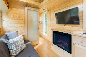 100 Tiny House On Wheels Interior Theres A Tiny House On Wheels In Burbank 8212 And Youll