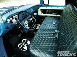 1956 Chevrolet Panel Truck Interior Dashboard Pictures To Pin On ...