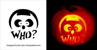 Funniest Pumpkin Carvings Ever by 5 Free Scary Halloween Pumpkin Carving Stencils Designs Printable