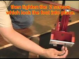 Manual Floor Nailer Harbor Freight by Best Flooring Nailer Youtube