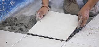 how do i fix floor tiles espares