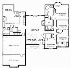 One Level Home Floor Plans Colors One Story Floor Plans The Home Store New England And Eastern