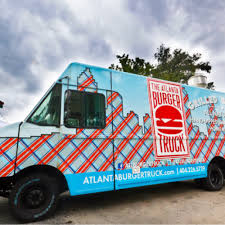 100 Food Trucks In Atlanta The Burger Truck Roaming Hunger