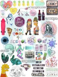Sticker Shop Printable Stickers Music Tv Emoji Shows Decals Patches Iron Anna