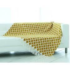 jeté de canapé en grand jete de canape boutis plaid ou jetac canapac imprimac
