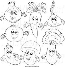 Ve ables Clipart Black And White