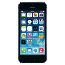 Apple iPhone 5s 32GB Certified Refurbished Unlocked Space Gray