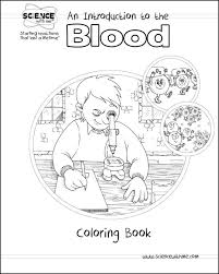 An Introduction To The Blood Coloring Book