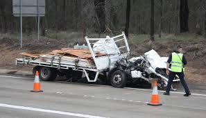 Picton Road Closed After Fatal Truck Crash At Wilton | Illawarra Mercury Fatal Fire Apparatus In Vermontcivilian Killed Truck Crash Stock Photos Images Alamy Deadly In Germany Video Shows Driver On Phone Before Fatal Truck1newscom Truck Crash On 401 In Toronto Am1380 Semitruck Long Grove Il 6102014 Firefighter Jobs Car Vs Dump Hwy 331 Troopers Dies After Went Off Side Of Road Down A Sheriff Says Brakes Failed Wis Authorities Identify Victims That Left Mother And Son Dead Picton Road Closed Fatal At Wilton Camden