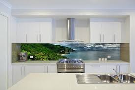Designer Glass Splashbacks For Kitchens Kitchen