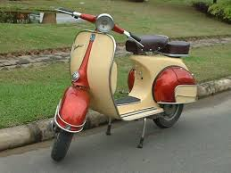 Option 2 A Re Built Vintage Vespa
