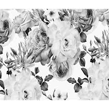 decomonkey fototapete blumen vogel 250x175 cm xl design