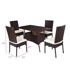 20 Beautiful Design For Giantex Set Of 4 Outdoor Patio ... French Style Parisian Cafe Bistro Rattan Ding Chairs Pair Choose A Folding Table For Small Space Adorable Home 2xhome Set Of 2 Modern Plastic Eiffel Side Chair Colors With Natural Wood Dowel Leg For Kitchen Work Bedroom Dsw 37 Foldable Great To Have Around Chair Terje Beech John Lewis Butterfly Drop Leaf And Four Dch1001cset2 Fniture By Safavieh Se18 Folding Chair Natural Ralene Room Extension Ashley Homestore