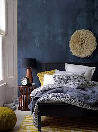 Blue Bedroom Wall by Best 25 Eclectic Bedrooms Ideas On Pinterest Grey Room Decor