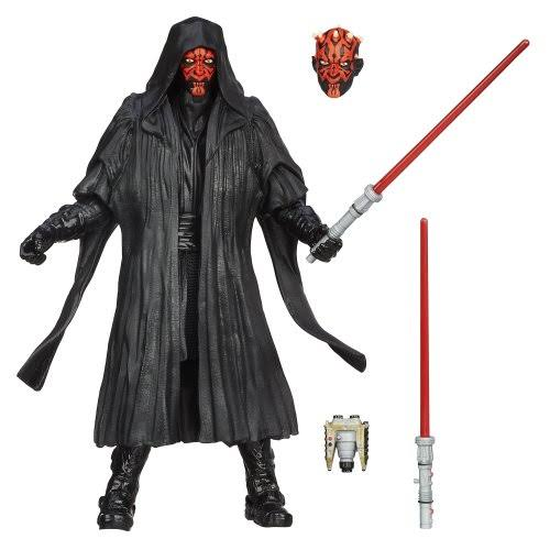 Star Wars Black Series Darth Maul Action Figure - 6""