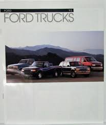 1993 Ford Trucks Sales Brochure F-Series Ranger Bronco Explorer ... 1993 Ford F150 For Sale Near Cadillac Michigan 49601 Classics On F350 Wiring Diagram Tail Lights Complete Diagrams Xlt Supercab Pickup Truck Item C2471 Sold 2003 Ford F250 Headlights 5 Will 19972003 Wheels Fit A 21996 Truck Enthusiasts In Crash Tests Fords Alinum Is The Safest Pickup Oem F150800 Ranger Econoline L 1970 F100 Elegant Ignition L8000 Trucks Pinterest Bay Area Bolt A Garagebuilt 427windsorpowered Firstgen Trusted 1991 Overview Cargurus